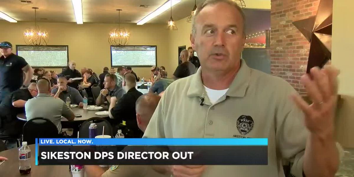 Sikeston DPS director out