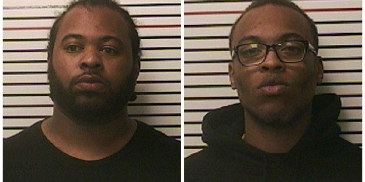 2 Mounds, IL men accused of taking marijuana to Carbondale via Amtrak train