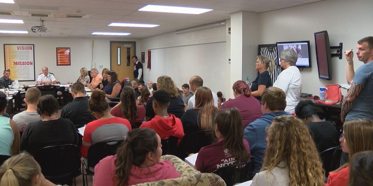 Murphysboro Community Unit School District #186 teachers vote for intent to strike