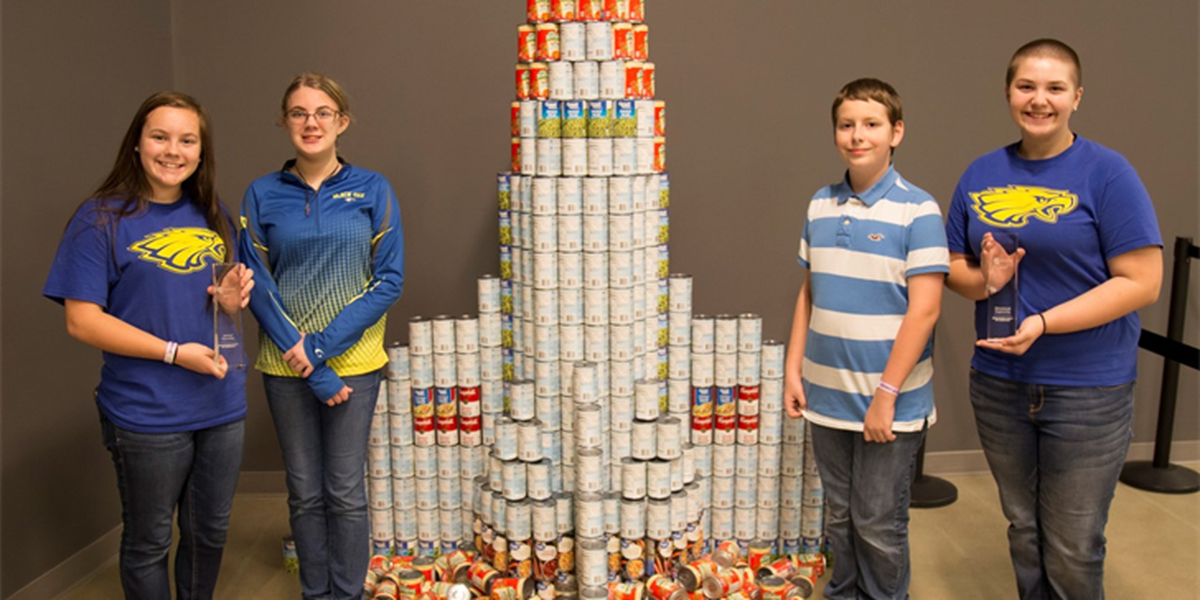 CanStruction Competition to benefit local charities in obion county
