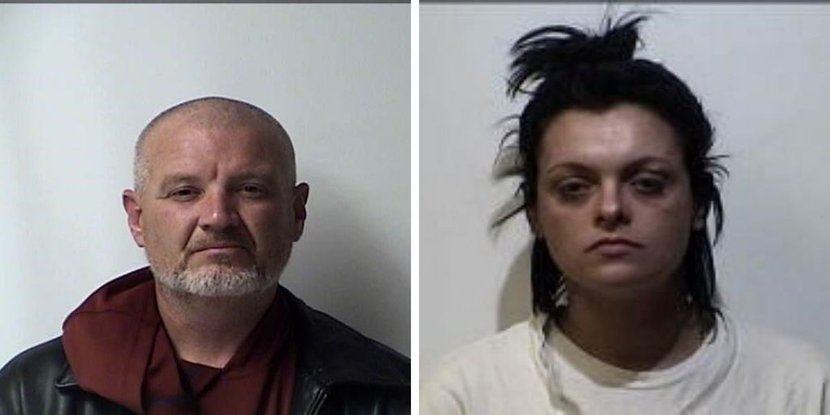 Man arrested, woman wanted for questioning in western Ky. murder, arson investigation