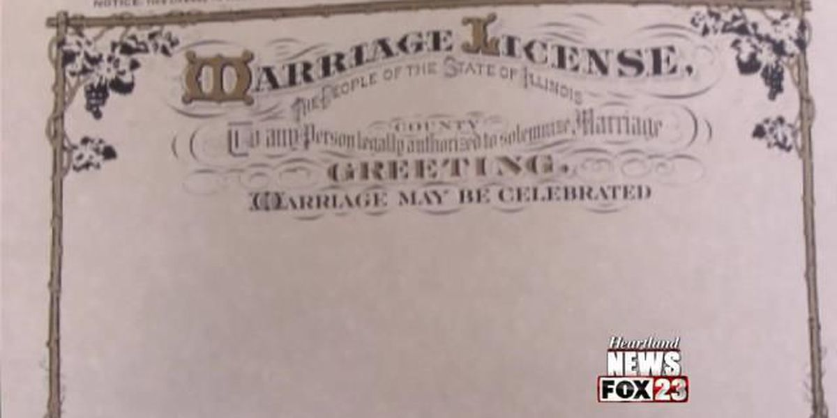 IL county clerks must issue same-sex marriage licenses, some have software issues
