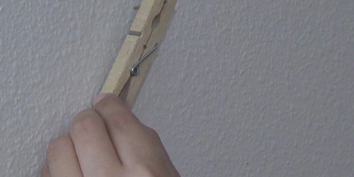Life Hacks: Protecting fingers when hammering