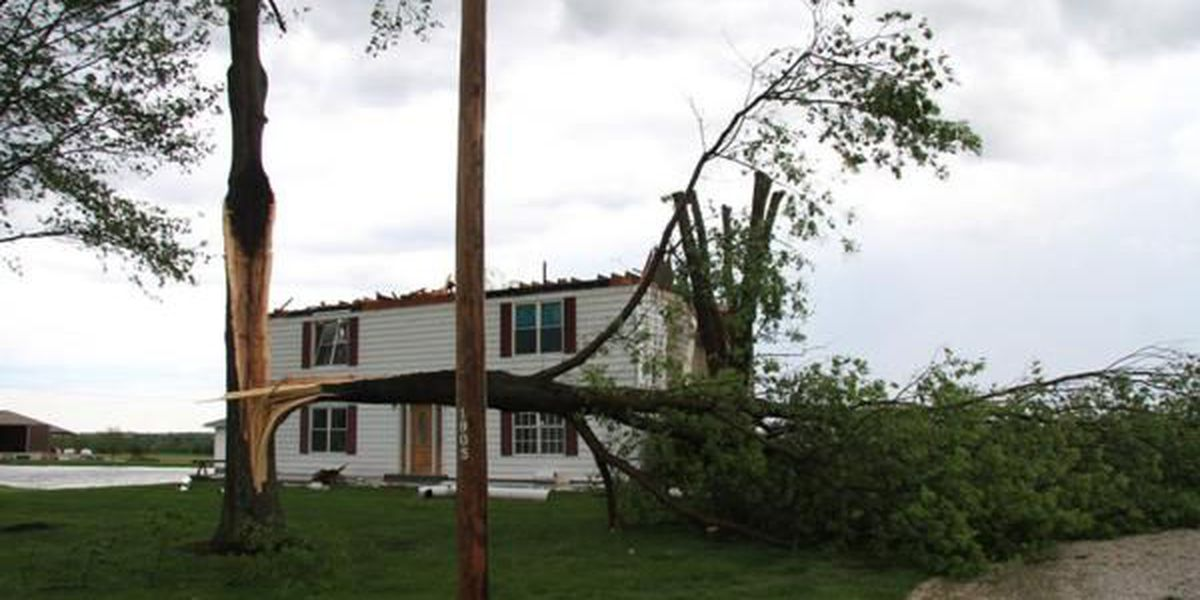 NWS reports 95 mph peak winds during Perry Co., Mo. storms