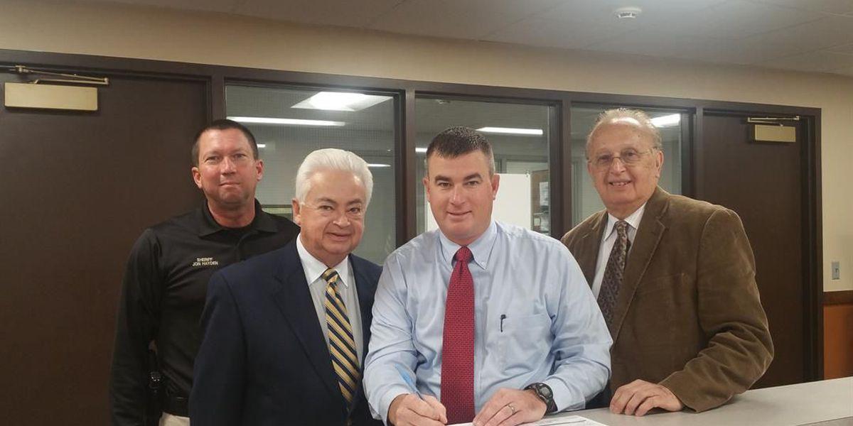 Carter to run for McCracken Co., KY sheriff