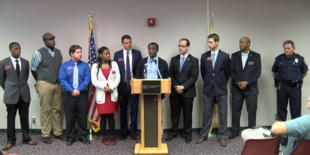 SIUC students work to curb on campus violence