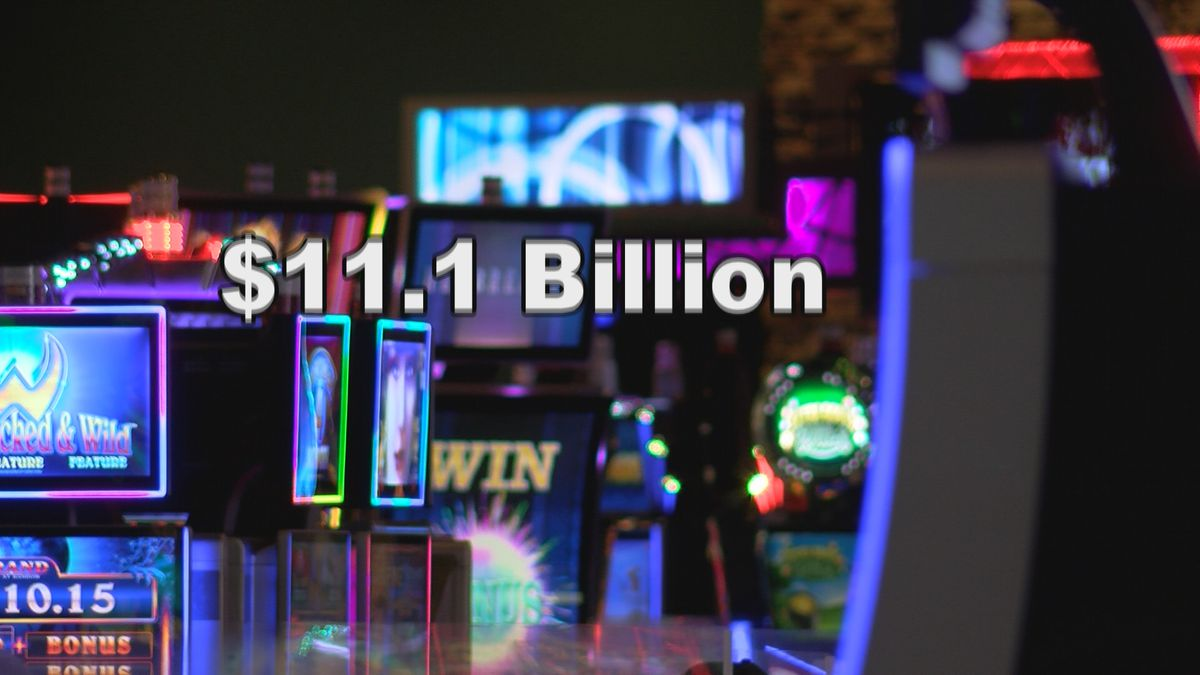 Casino revenue increases amid pandemic