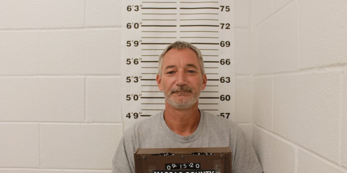 Man charged in connection to burglary at Massac Co. Housing Authority offices