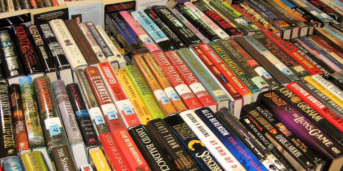 Friends of McCracken County Public Library host upcoming summer book sale
