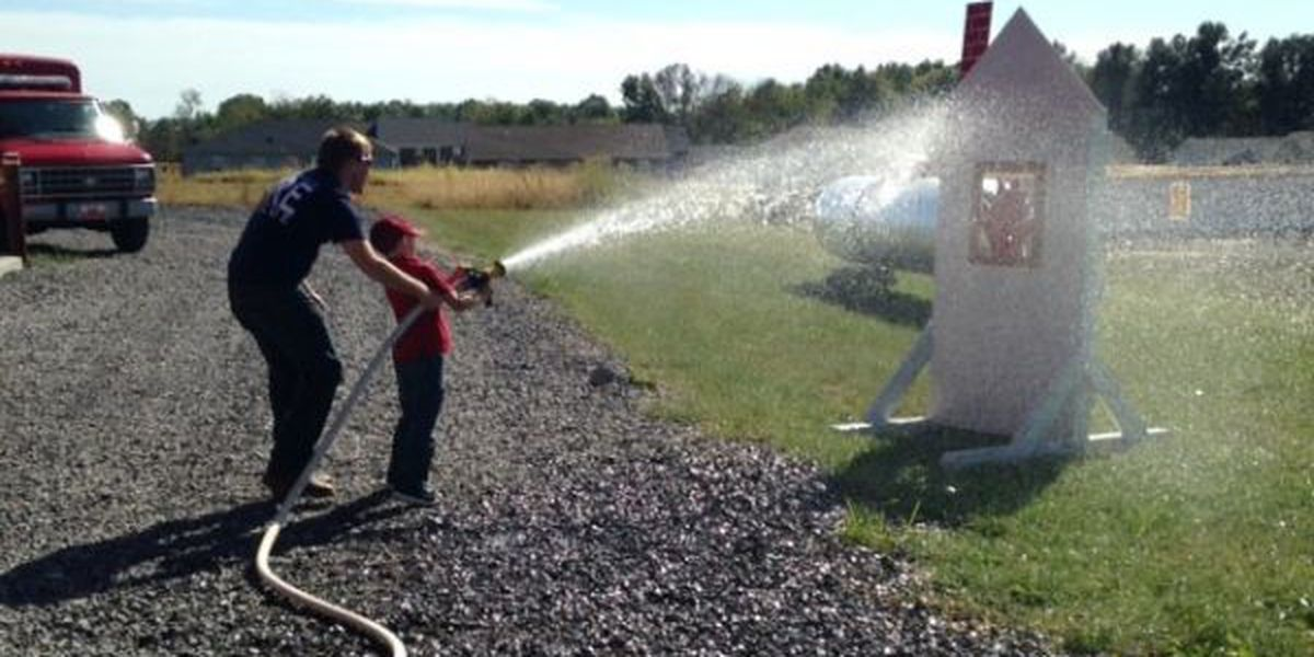 Gordonville Fire Protection Station hosts open house