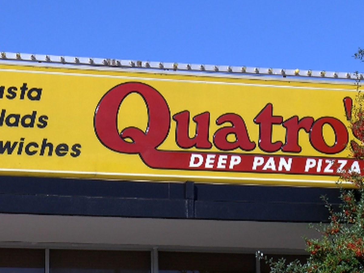 Quatro's owner says no indoor dining is hurting business
