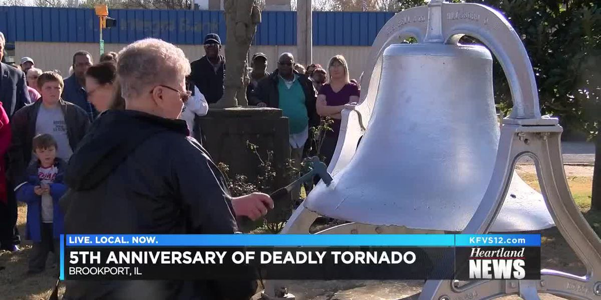 Brookport memorial service remembers 3 killed in 2013 tornado