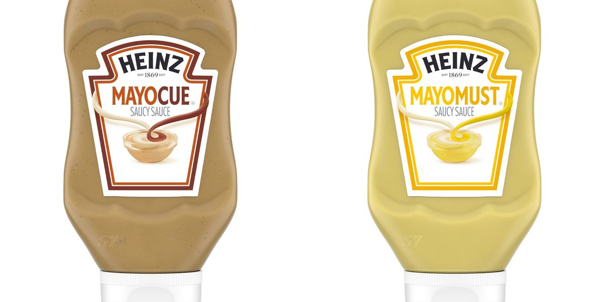 Heinz debuts two new hybrid sauces