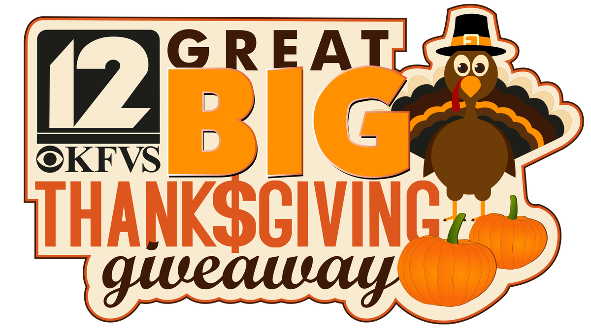 KFVS12 Great Big Thanksgiving Giveaway