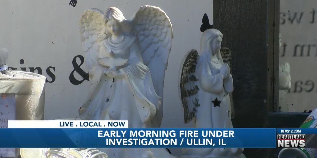 Fire Marshal investigating fire at housing duplex in Ullin, Ill.