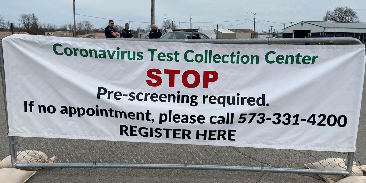 Cape Girardeau Co. officials urge residents to be informed before going to COVID-19 testing center