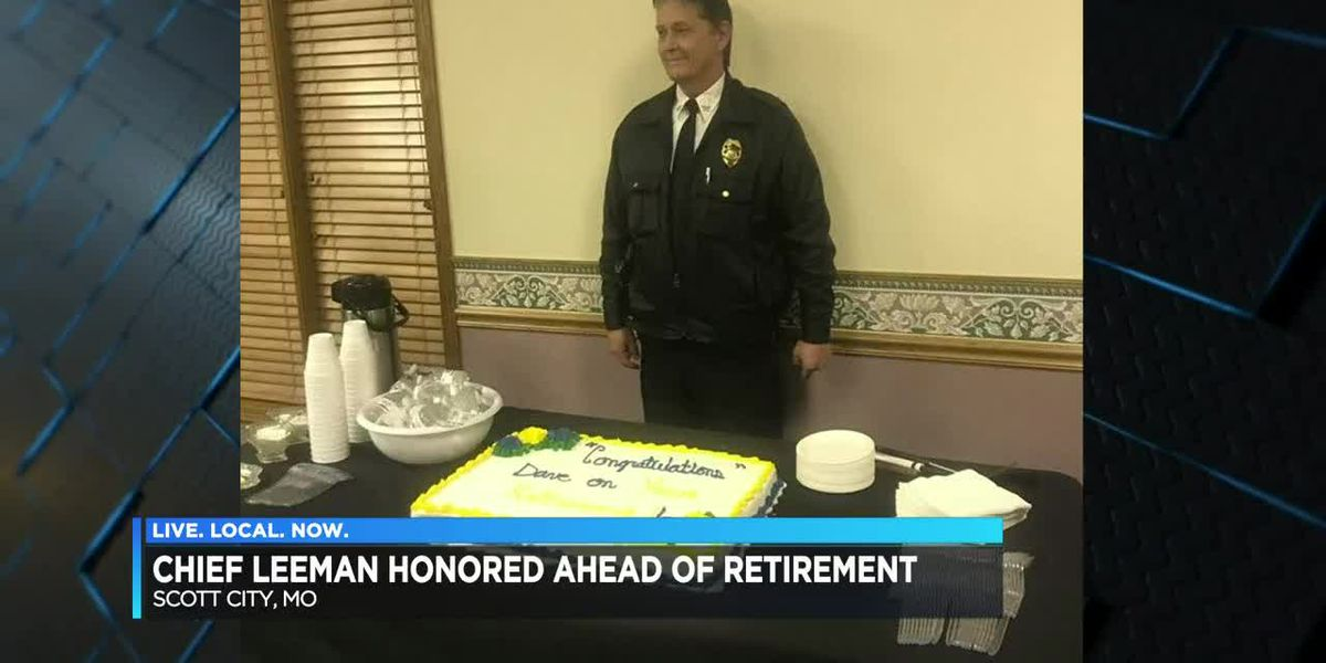 Scott City police chief to retire