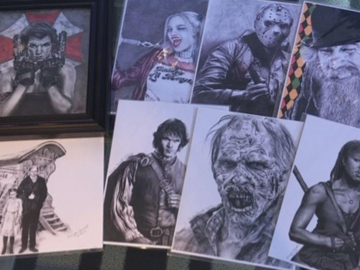 Heartland artist carries on father's memory through art