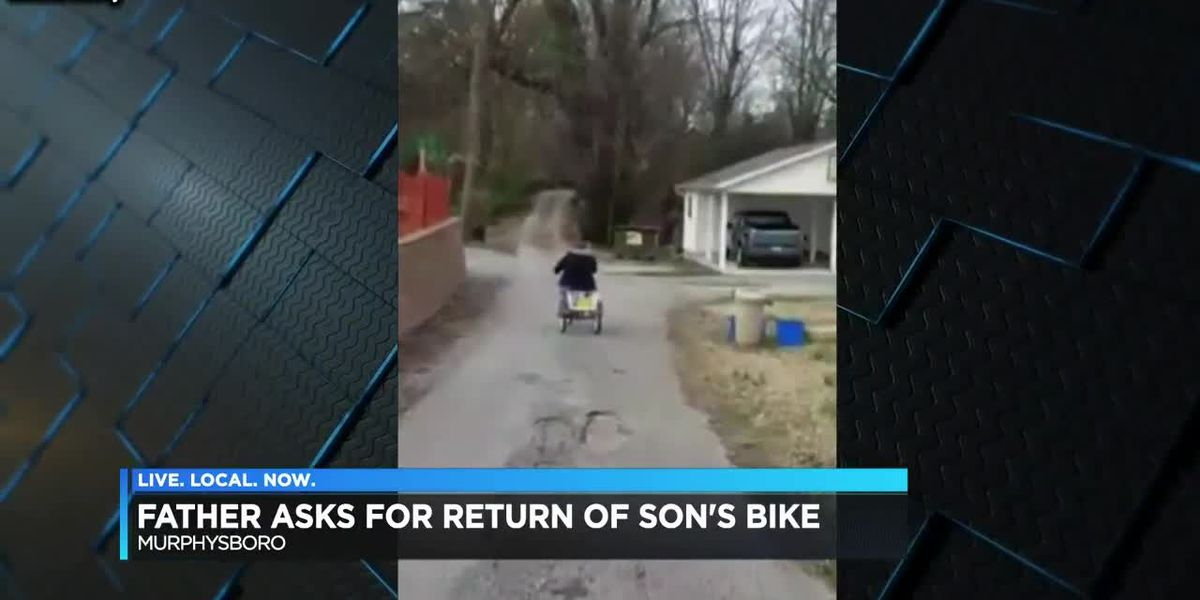Bike designed specifically for a Heartland boy was stolen
