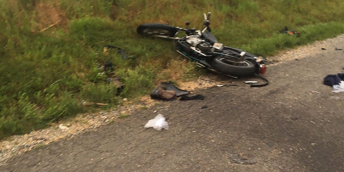 Mayfield, KY man sent to IN hospital after vehicle vs. motorcycle collision
