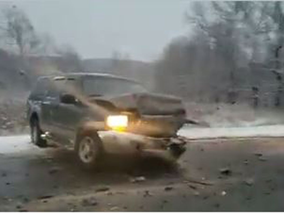 Driver injured in weather-related crash in Cape Girardeau Co.