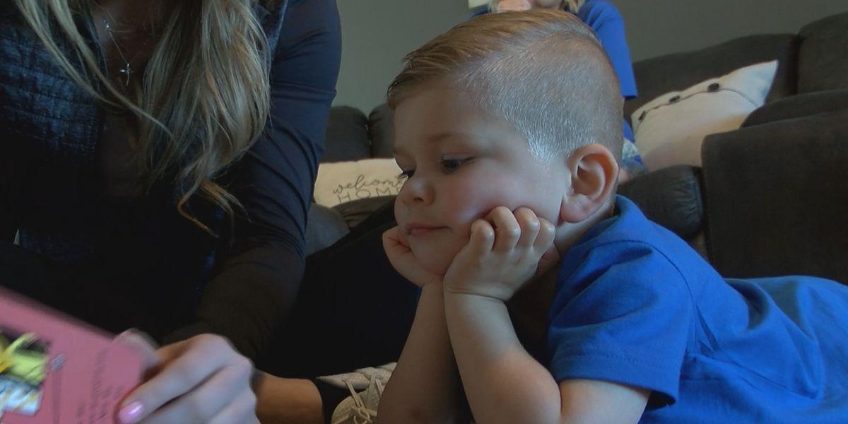 Union Co., Ill. family raises awareness to speech disorder on Apraxia Awareness Day