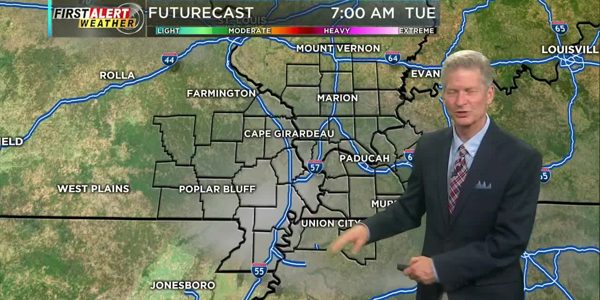 First Alert Weather 10 p.m. 5/31/2020
