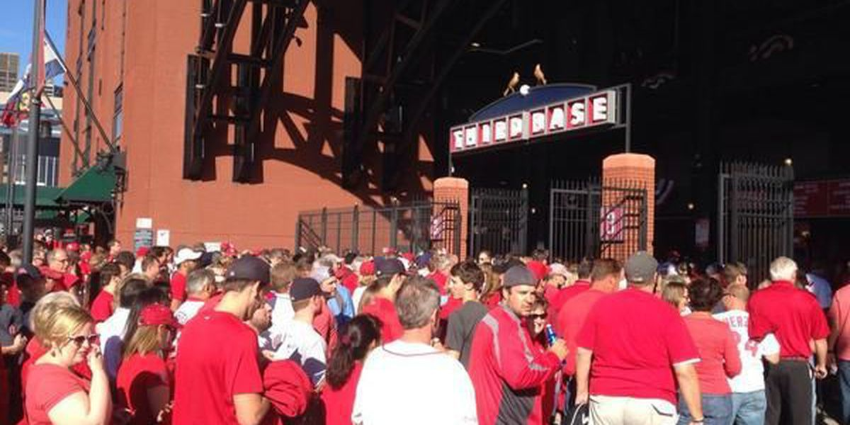 Shooting investigating near Cairo - Cardinals beat Dodgers in Game 4 of NLDS