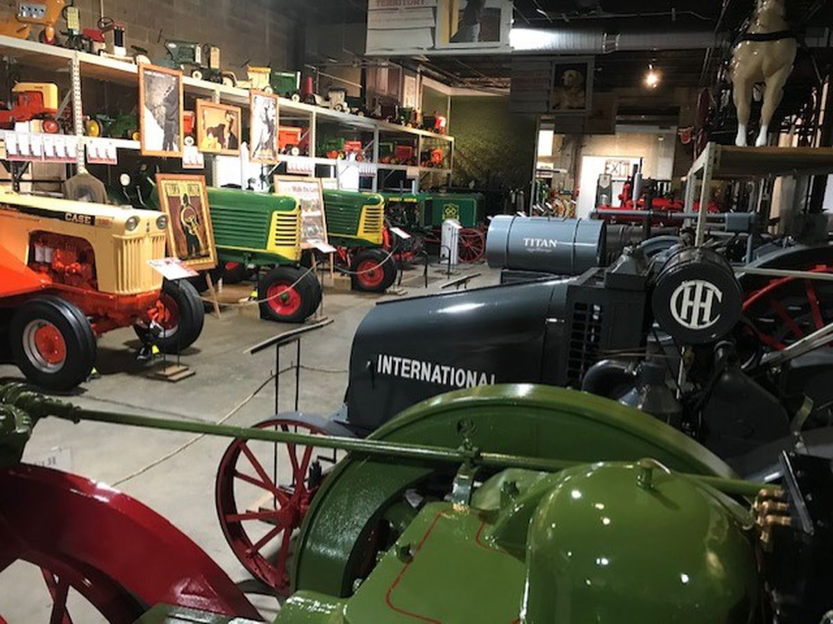 Perryville adds tractor museum as another tourism attraction