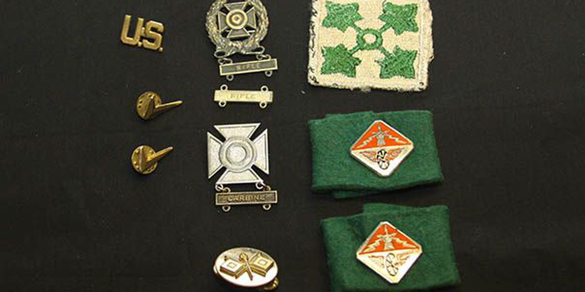 Military families encouraged to check for unclaimed medals