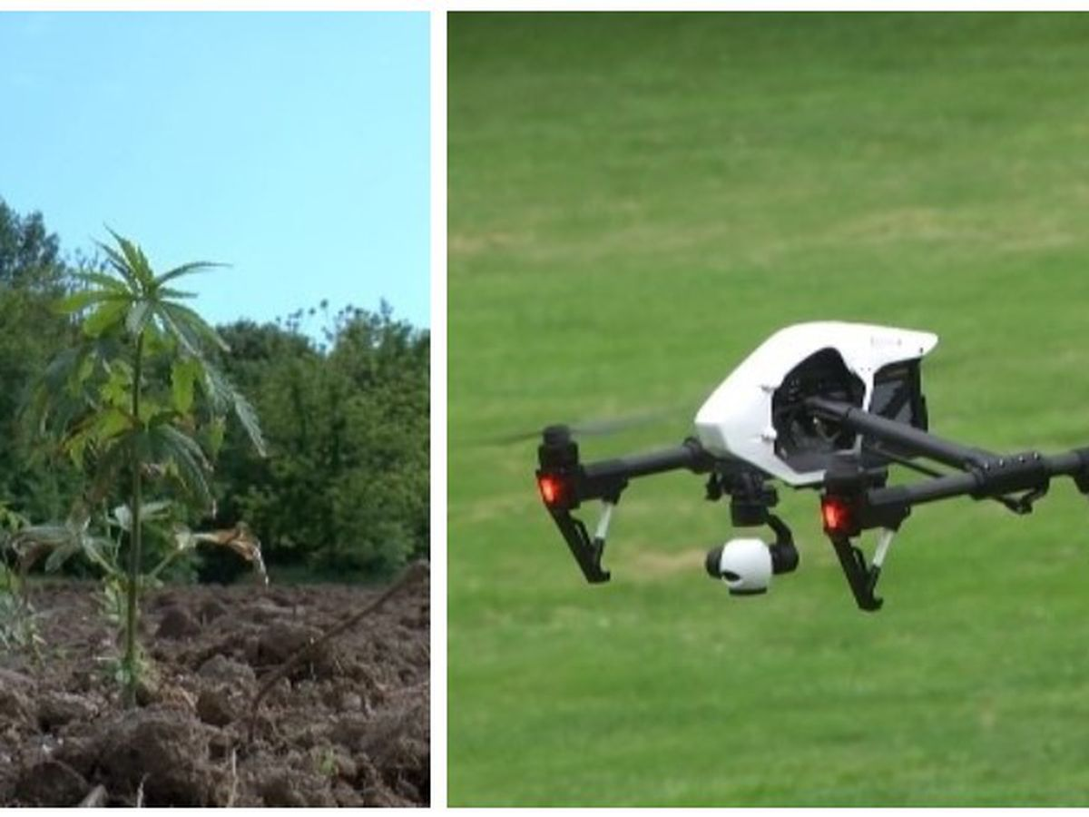 Multiple drone usage, hemp production programs offered in southern Illinois