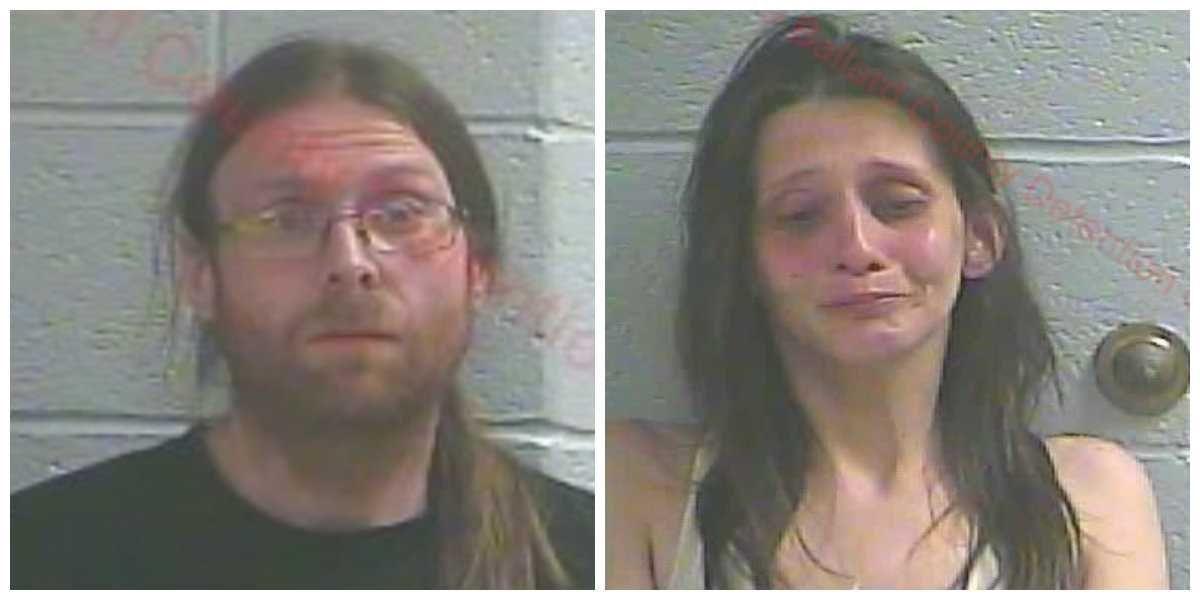 Man admits to smoking meth after found waving gun along roadway