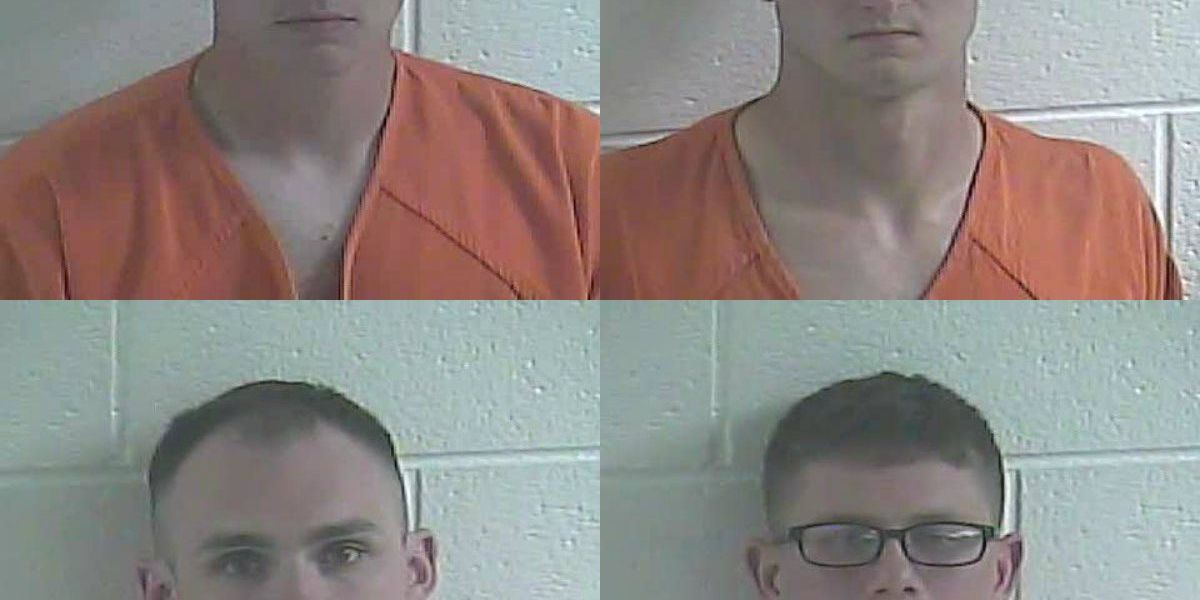 4 KY National Guard soldiers arrested for sexual assault