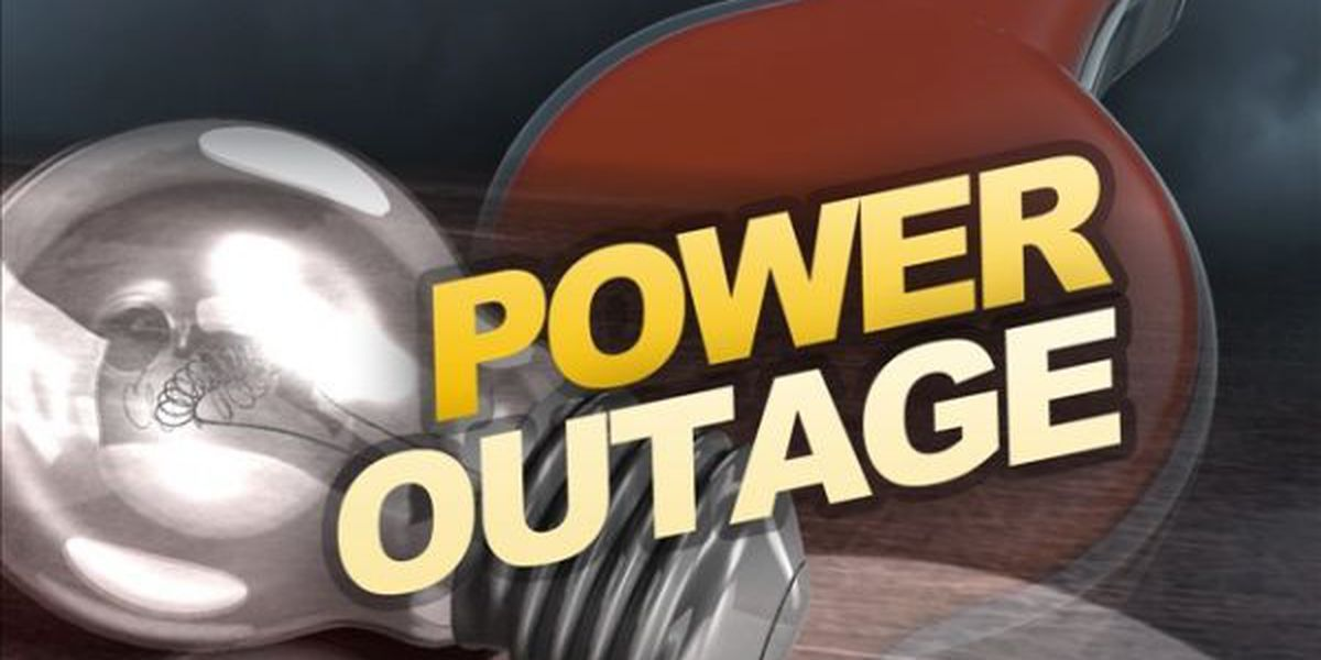 Crash causes power outages in Union County