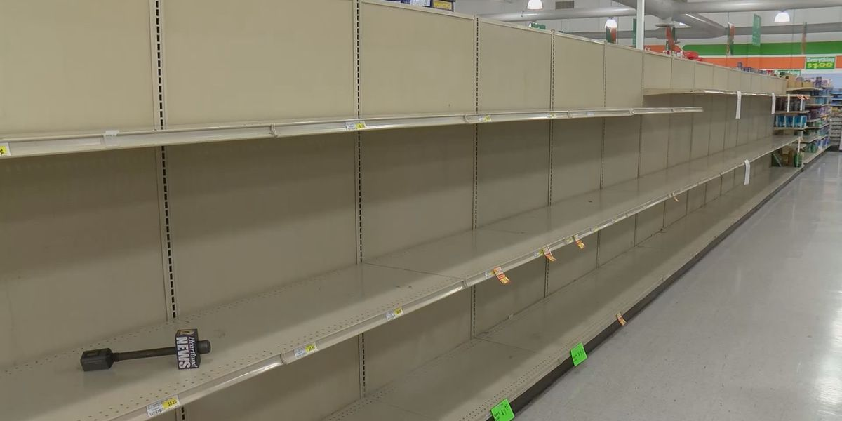Country Mart Jackson Mo >> Stores in the Heartland are struggling to keep the shelves stocked..