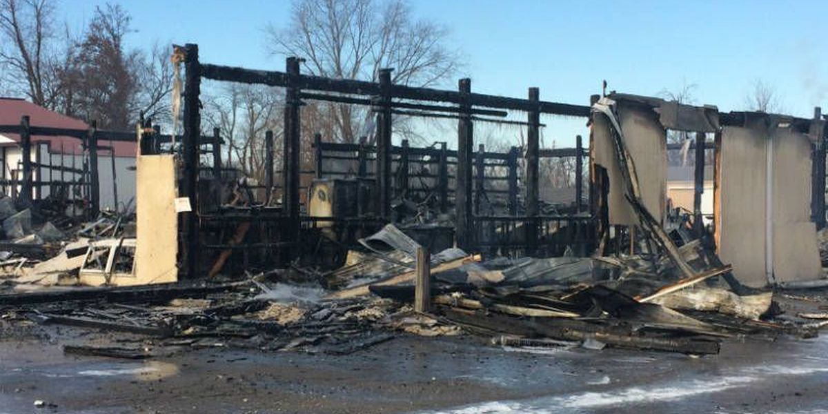2 Mt. Vernon businesses go up in flames in early morning blaze