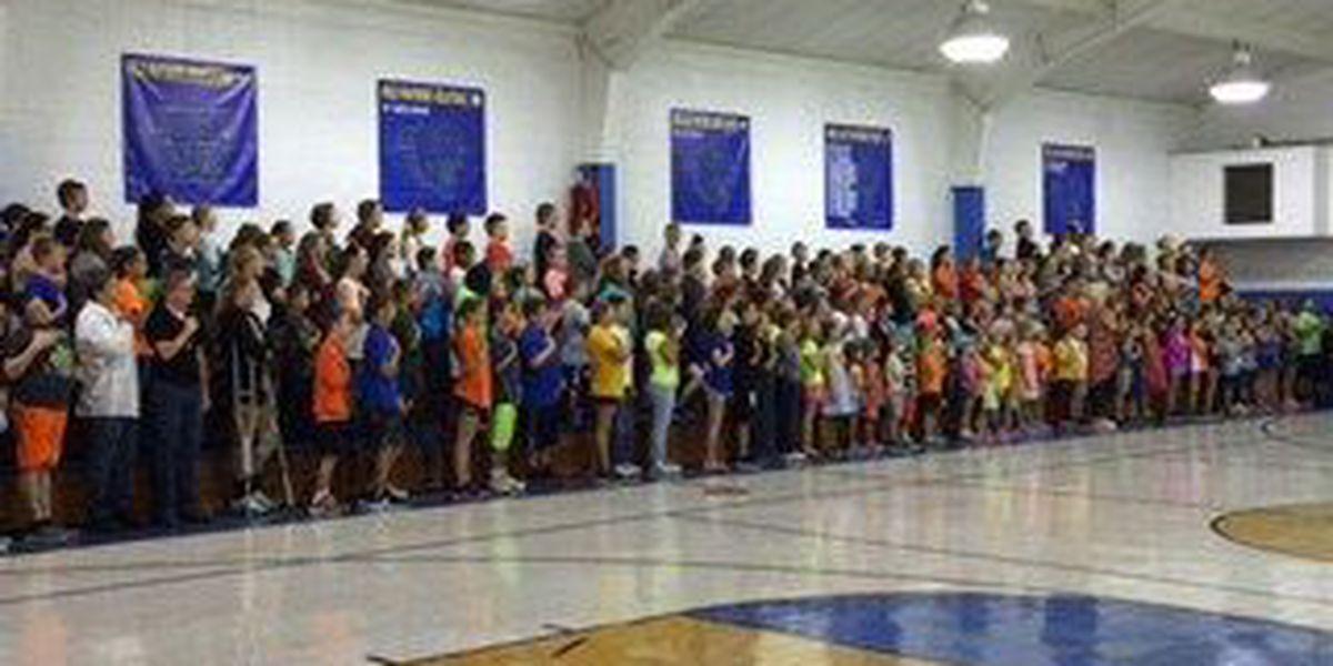 Texico, IL school starting new tradition