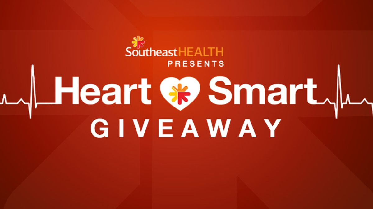 SoutheastHEALTH's Heart Smart Giveaway