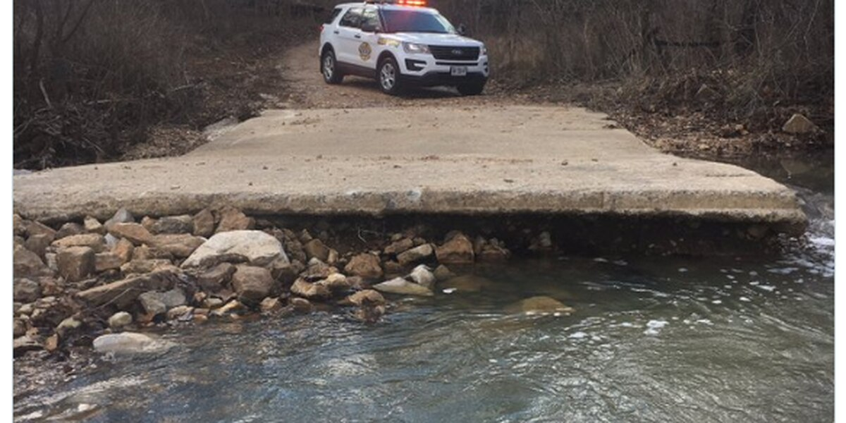 Bollinger Co. road washed away in recent storms