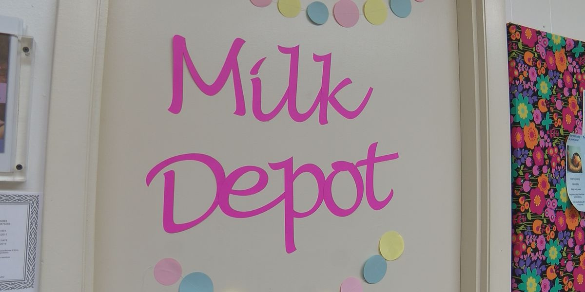 Human milk depot opens in Jefferson County, Illinois