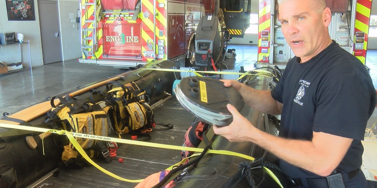 SEMO Tactical Rescue team prepared to help with Hurricane Florence
