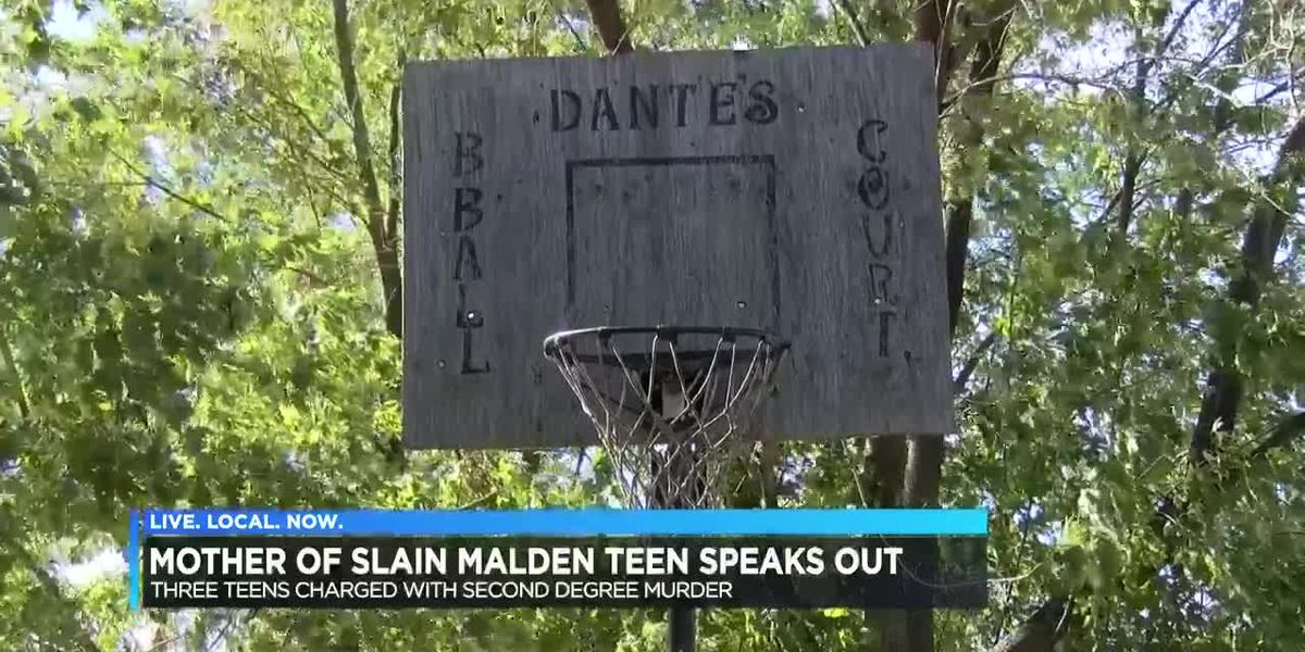 Malden, MO mother of slain 17-year-old speaks out
