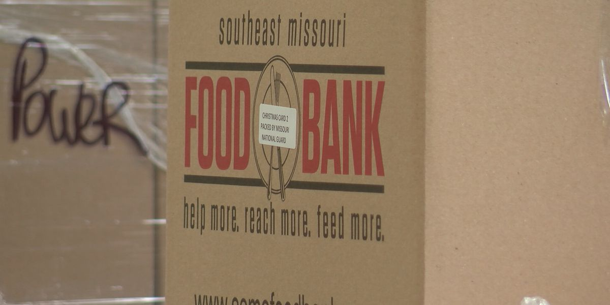 SEMO Food Bank receives donation to help fight senior hunger