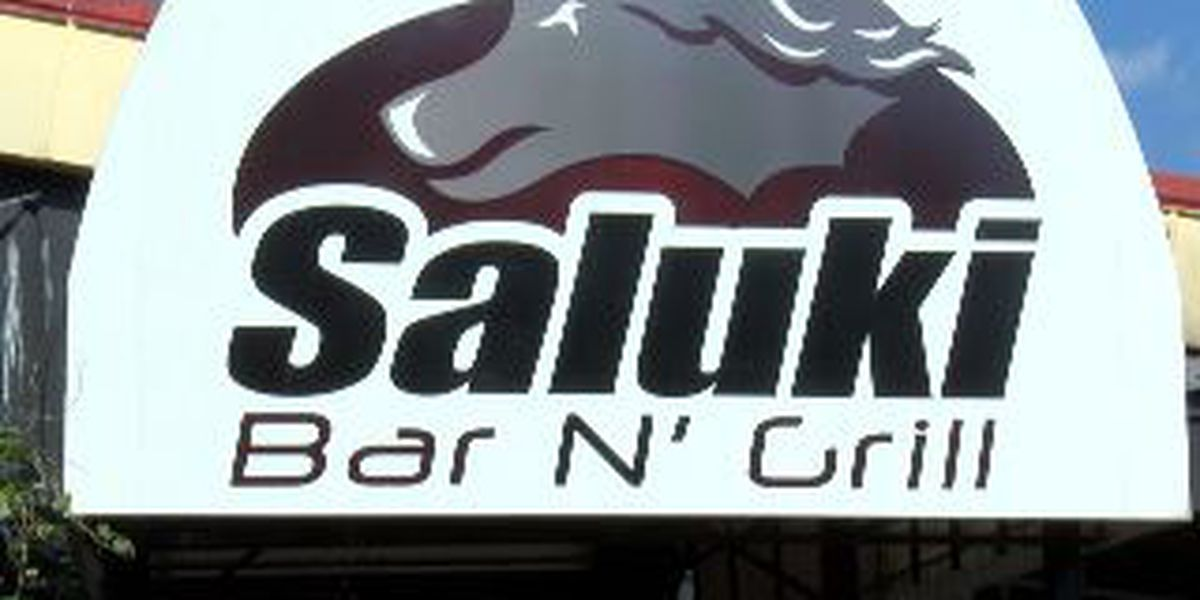 Saluki Bar's liquor license could be suspended