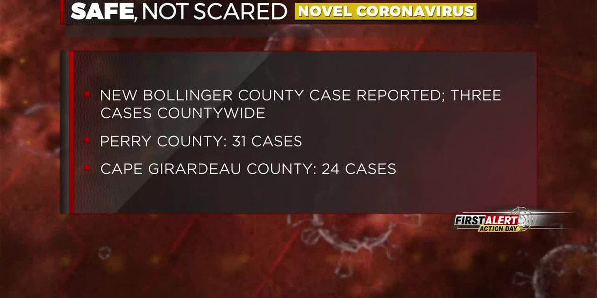 3rd case in Bollinger County