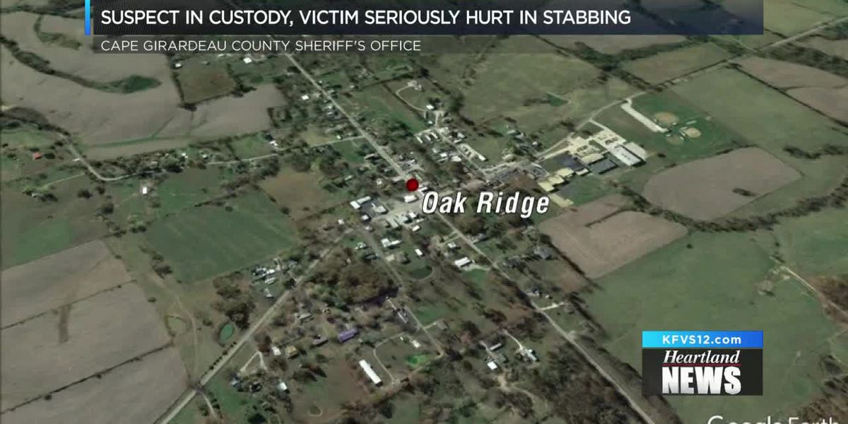 Deputies on scene of stabbing in rural Cape Girardeau Co.