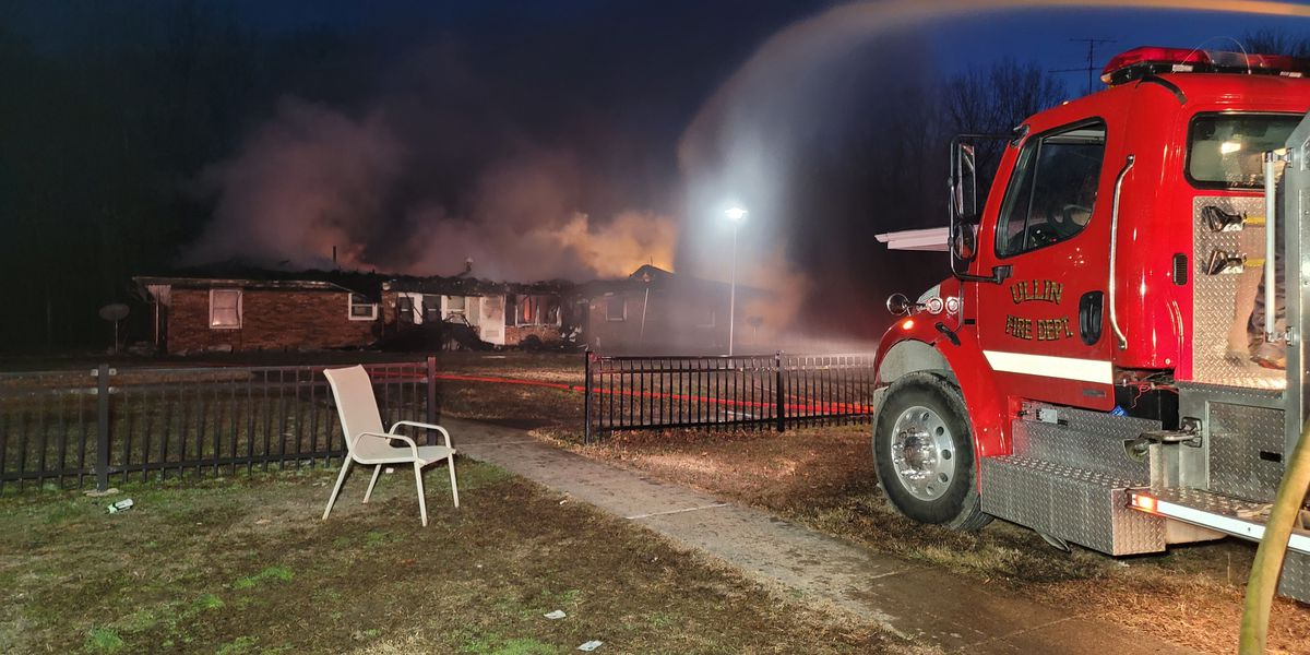 Fire Marshal to investigate fire at housing duplex in Ullin, Ill.