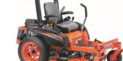 Zero turn mowers recalled due to fire hazard