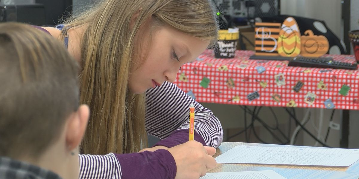 Cobden students write letters to lawmakers for levee help in S. IL
