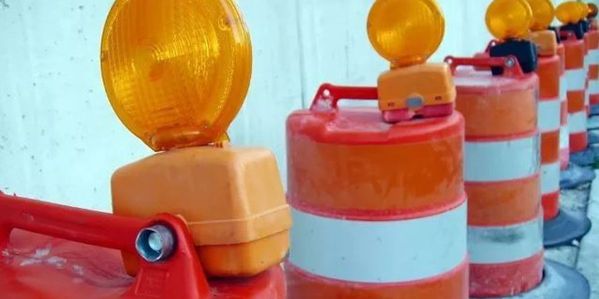 Construction on I-57 will slow traffic over the MS River bridge near Cairo